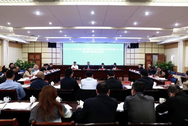 刘浪:盯紧目标 抓好统筹 确保湖南国际文化旅游节取得圆满成功