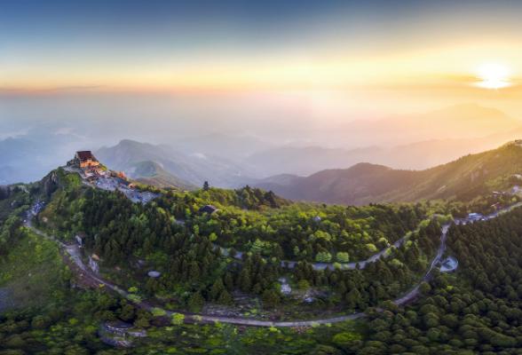 8月23日起,南岳景区恢复对外开放