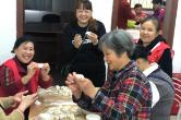 粤汉街道安居里社区开展重阳节主题活动