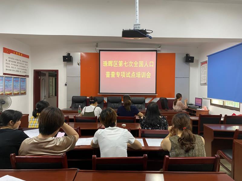 2020年6月4日珠晖区第七次全国人口普查专项试点培训会在友爱里召开1.jpg