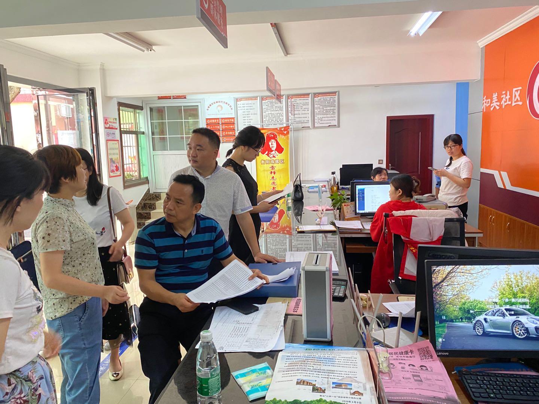 市人普办到珠晖区开展第七次全国人口普查专项试点工作调研1.jpg
