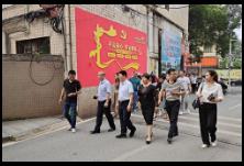 珠晖区召开社区文明创建工作推进会