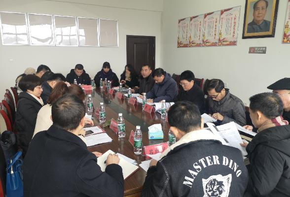 区政协对全区脱贫攻坚工作开展民主监督专项视察活动