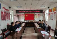 区领导专项督导苗圃街道贯彻落实《中国共产党政法工作条例》情况