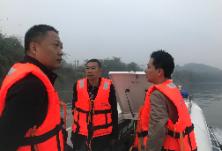 开展渔政执法巡查,促生态可持续发展