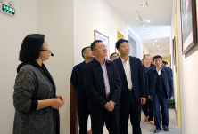 驻珠晖区市十五届人大代表第二小组开展代表活动