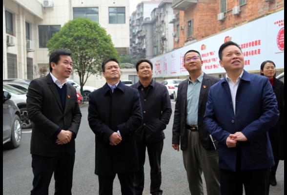 市委常委、市纪委书记、市监委主任刘泽友深入珠晖区调研指导工作