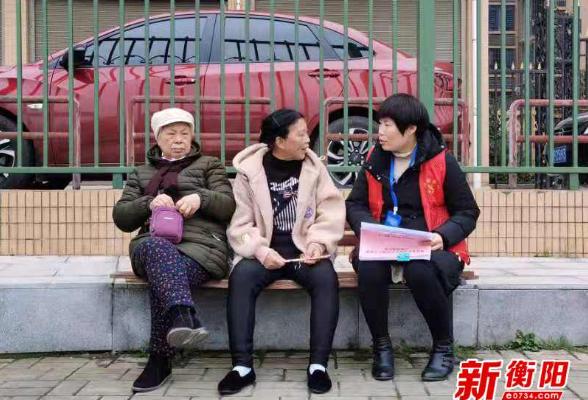 身边雷锋 衡阳好人:罗鹏香扎根基层24年 全心全意为居民服务