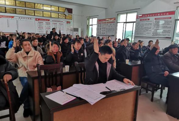 酃湖乡完成村党组织成员候选人初步人选推荐工作