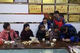 情系夕阳,新华村为老人集体庆生