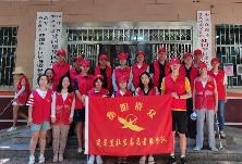 冶金街道组织志愿者发放《衡阳市文明市民手册》助力文明创建