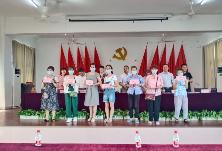 """东阳渡街道开展2020年计生协会""""5.29"""" 宣传服务活动"""