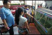 区市场监管局开展打击非法捕捞渔获物专项行动