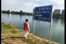 东风街道加强暑期防溺水工作宣传与巡查