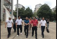 市人大常委会来珠晖区调研民族团结进步创建工作
