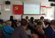 普及健康知识 区人民医院到粤汉社区开展健康知识讲座