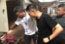 """区市场监督管理局开展中秋、国庆""""两节""""期间食品安全专项整治行动"""