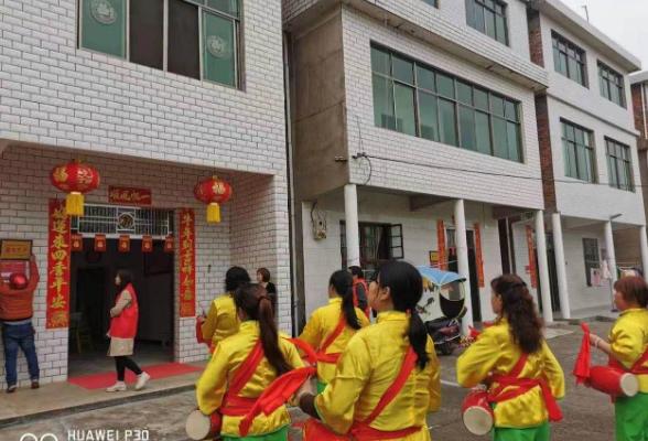 """王江社区为""""最美农户""""授牌"""