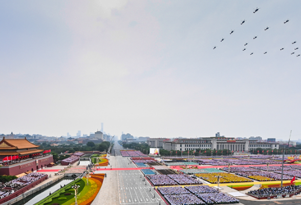 浏阳河丨在新的征程上为党和人民争取更大光荣