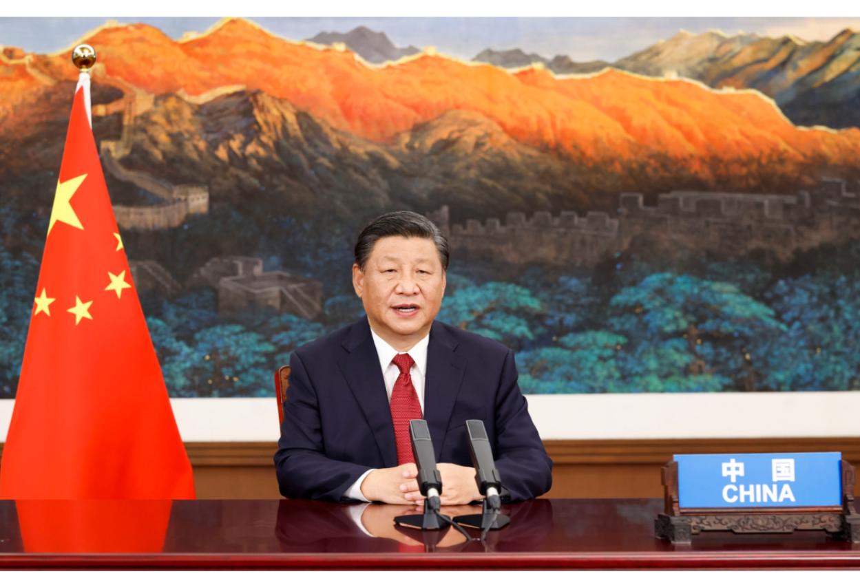 """联播+丨2021联大讲话 习近平以""""中国倡议""""回答时代课题"""