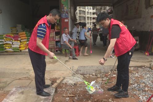 常宁:巩固省级文明城市  细化街区网格化管理