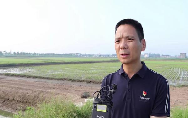 【走近榜样】匠心为农 扎根田野的农技推广研究员——童中全