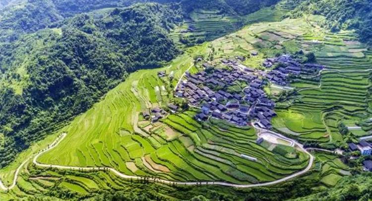 """新晃12个""""中国传统村落""""挂牌亮相,有你的家乡吗?"""