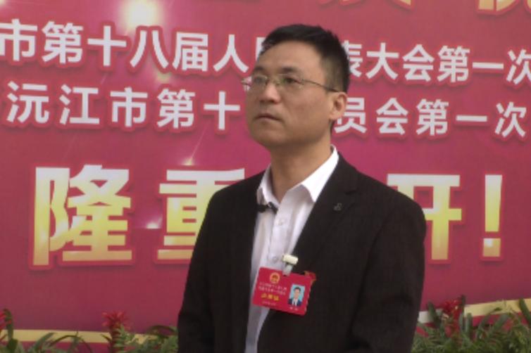 【聚焦两会】沅江市人大代表积极建言献策 为民谋福祉