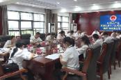 湘滨 杨林寨代表团讨论