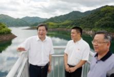 杜家毫在郴州调研:坚定不移走生态优先绿色发展之路