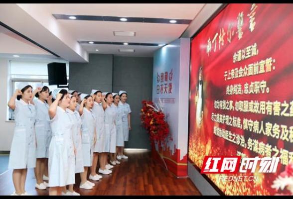 """国际护士节——展亮点促提升这家医院的护士有点""""飒"""""""