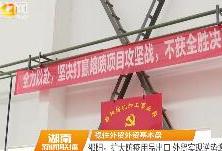 稳住外贸外资基本盘 邵阳:扩大防疫用品出口 外贸实现逆势增长