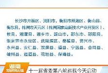 十一届省委第八轮巡视4月15日启动