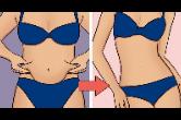 如何轻松减肚子?
