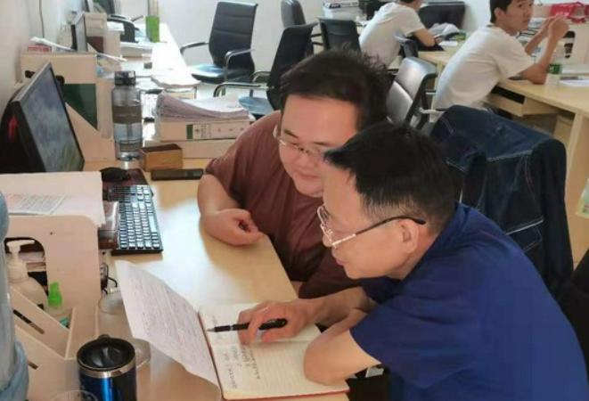国网泸溪县供电公司:开展星级供电所创建工作检查
