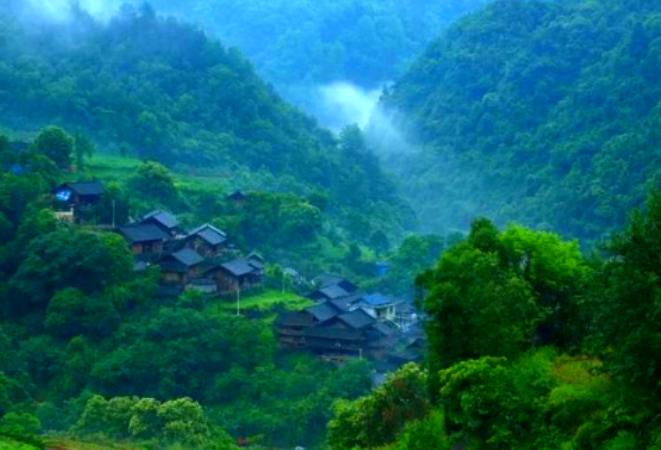 泸溪芭蕉坪村,一个让人心头牵挂的地方