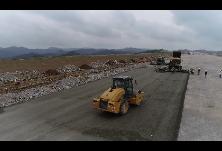 红视频丨航拍建设中的湘西机场