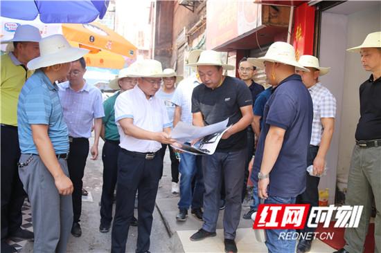 赵云海主持召开桑植县高质量发展指挥部第3次会议