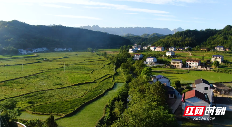 慈利县许家坊土家族乡:风雨之后 又见彩虹