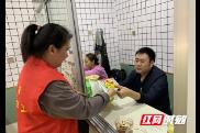 新时代文明实践耀武陵|白马湖街道志愿者开展治理卫生环境活动