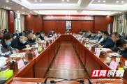 安乡县人民政府党组理论中心组开展 2021年第10次集中(扩大)学习