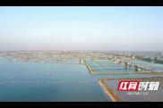 安乡:持续推进综合整治 还珊珀湖一湖碧水