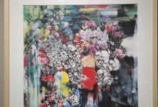 湖南省花鸟画作品邀请展在长沙开幕