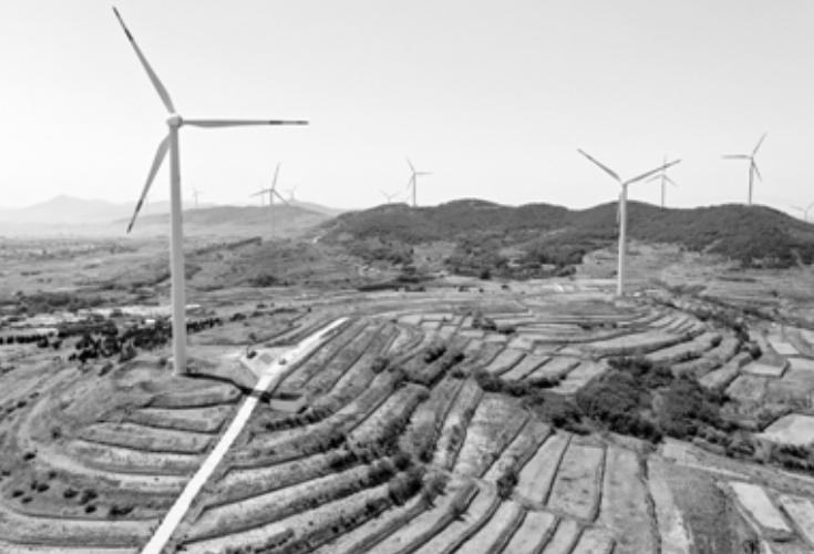 """中国能源从""""以煤为主""""走向清洁低碳"""
