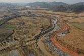 双峰:新年冬修水利建设忙