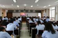 """婁星區87名政法綜治干部集中""""充電"""""""