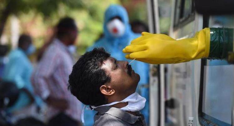 印媒:印度2.9亿人或感染新冠病毒