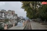 绥宁:巫水河水清景美