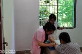 绥宁县麻塘乡:开展免费健康体检 助力美丽乡村建设