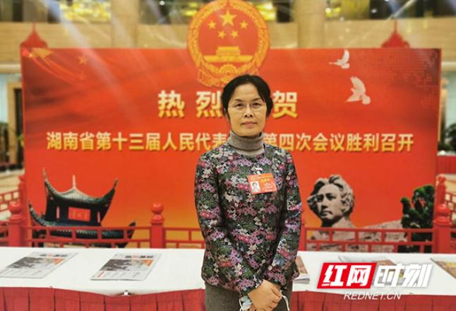 代表好声音丨吴秋菊:打开民法典,点亮新生活